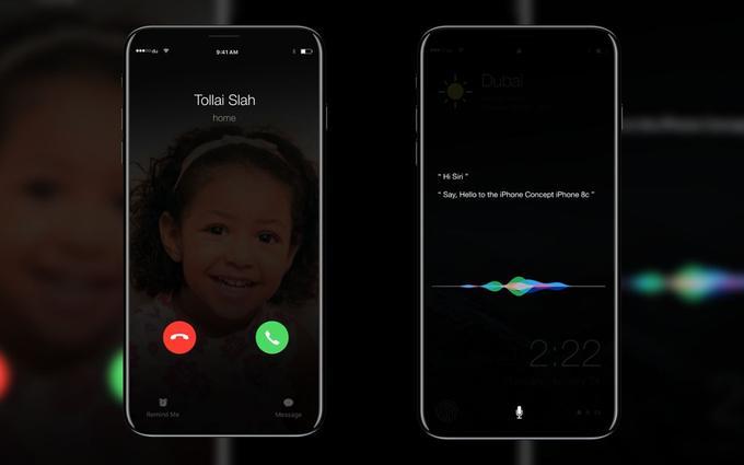 Un concept d'iPhone Edition, par Moe Slah.
