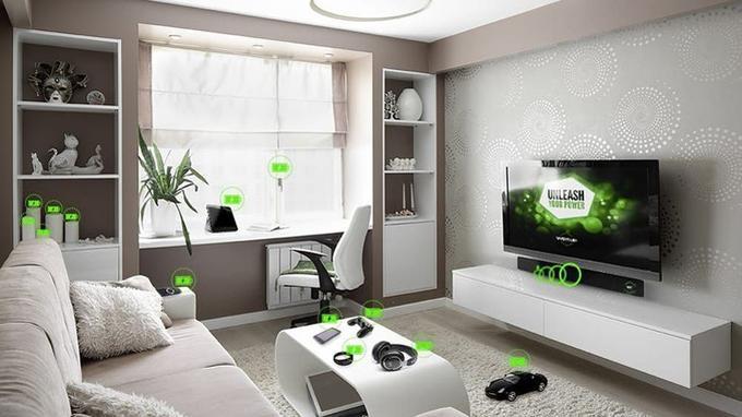 La technologie de recharge sans fil Energous.