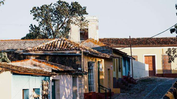 Les charmantes ruelles de Trinidad. © Olivier Romano.