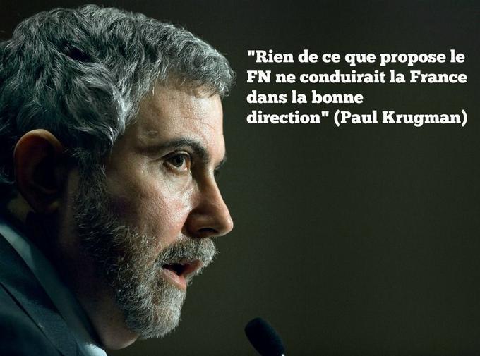 L'économiste américain Paul Krugman a obtenu le Prix Nobel d'économie en 2008.