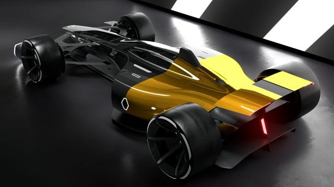 La quantité d'essence est divisée par deux et le poids de la monoplace abaissé dans des proportions jamais vues en F1.