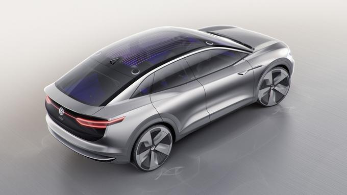 L'I.D. Crozz est un véhicule à seulement quatre places, mais sa modularité intérieure est comparable à celle d'un monospace.