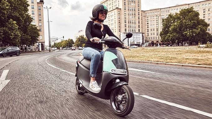 L'usage d'un eScooter sera facturé 4 euros jusqu'à 30 minutes d'utilisation.