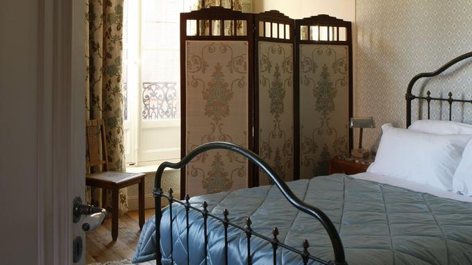 La suite Saint-Exupéry, dans l'hôtel du Grand-Balcon. © HotelGrandBalconToulouse