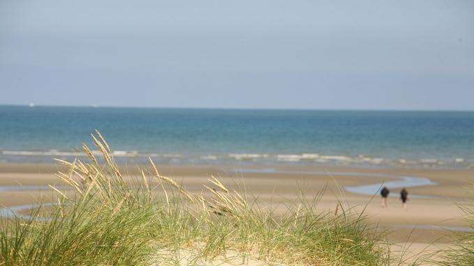 Les dunes de la Mer du Nord. © Ville de Dunkerque
