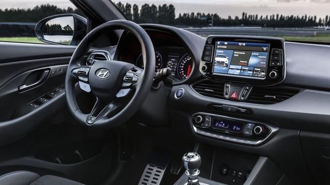 La finition soignée témoigne de la volonté de Hyundai de monter en gamme.