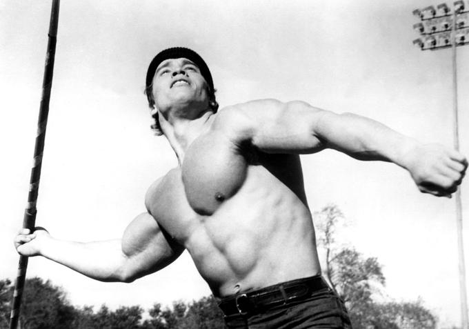 Arnold Schwarzenegger dans «Hercule à New-York».