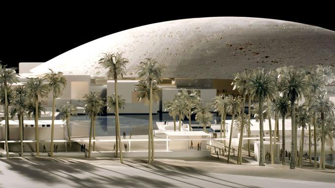 Le Louvre Abu Dhabi ouvrira le 11 novembre — Officiel