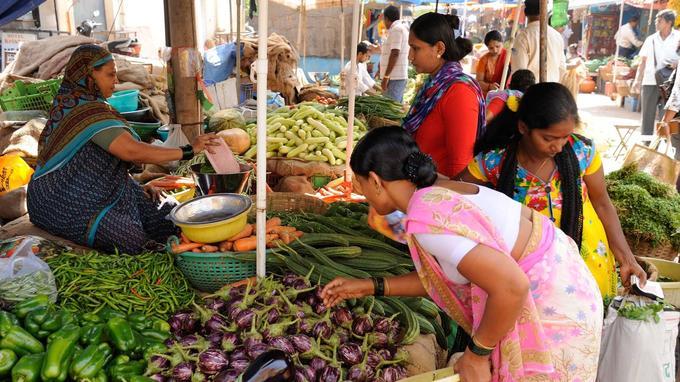 Goa, à l'heure du marché