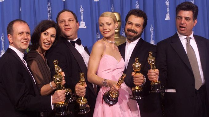 L'Académie pourrait aussi retirer à Weinstein l'Oscar à son nom, reçu en tant que producteur, lorsque «Shakespeare in love» a remporté, en 1999, la statuette reine de l'Oscar du meilleur film.