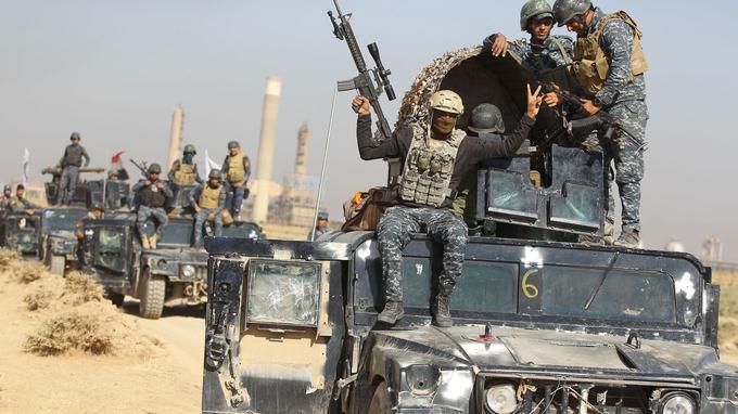 Bagdad multiplie les coups pour pulvériser le rêve d'indépendance du Kurdistan — Irak