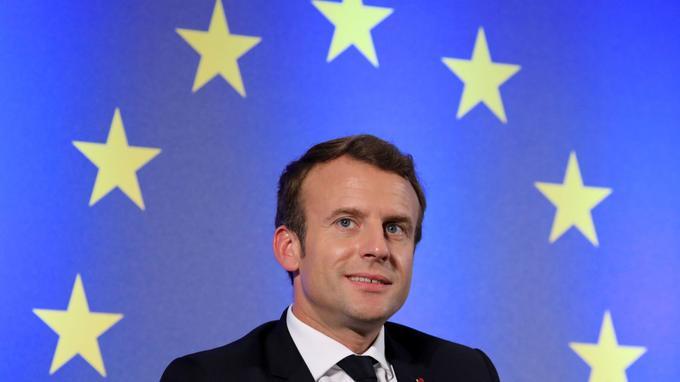 Emmanuel Macron est aussi le benjamin du G20.