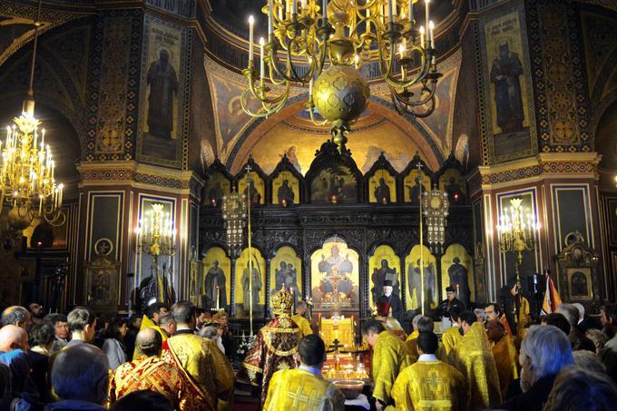 Les patriarcats de Constantinople et de Moscou priaient ensemble fin octobre pour les «victimes de la guerre civile».