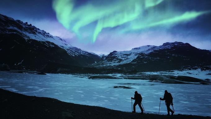 Une aurore boréale, un rêve pour les amateurs de photo.
