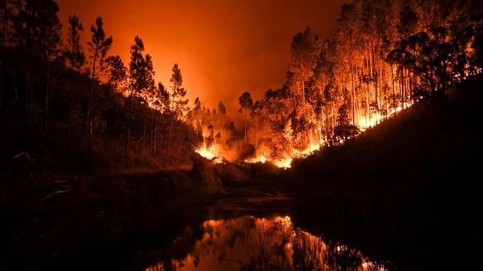 Les incendies, «une nouvelle norme» liée au réchauffement climatique, selon le gouverneur de Californie.