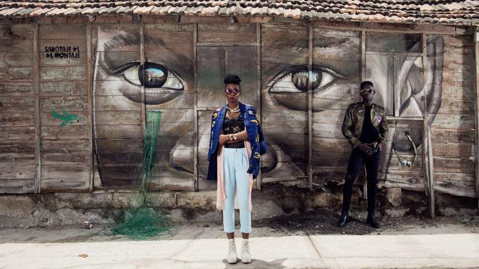 La styliste Selly Raby Kane se nourrit de l'énergie de Dakar dans ses créations audacieuses. Beyoncé a déjà craqué.