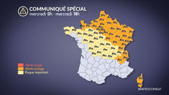 200 000 foyers français privés d'électricité — Eleanor