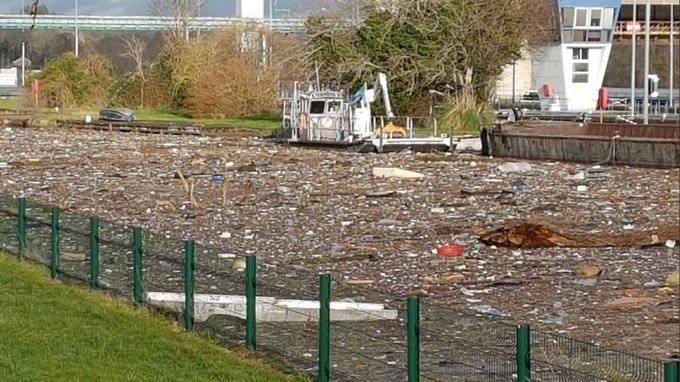 200 tonnes de déchets disparaissent mystérieusement — Yvelines