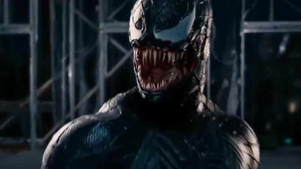 Le Venom de Sam Raimi dans «Spider Man 3» en 2007.