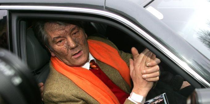 Viktor Iouchtchenko en décembre 2004.