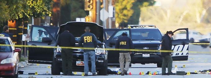 Le 2 décembre 2015, un couple d'islamistes radicalisés d'origine pakistanaise ouvre le feu lors d'un déjeuner de Noël à San Bernardino, en Californie.