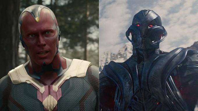 Paul Bettany (Vision) le nouvel arrivant et James Spader (Ultron) le supervilain du second volet.