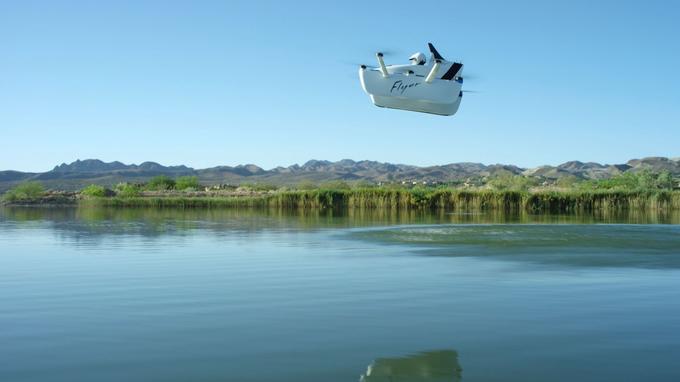 Technologie La voiture volante de Larry Page prête à être commercialisée