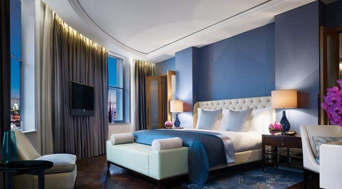 Chambre au Corinthia London Hôtel