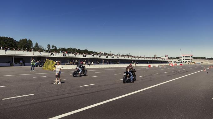 Le Bobber Project, proposé par la marque anglaise Triumph, fera s'affronter ses participants dans des sprints endiablés.