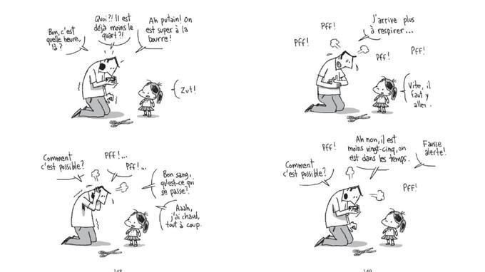 © Éditions Delcourt, 2018   Delisle