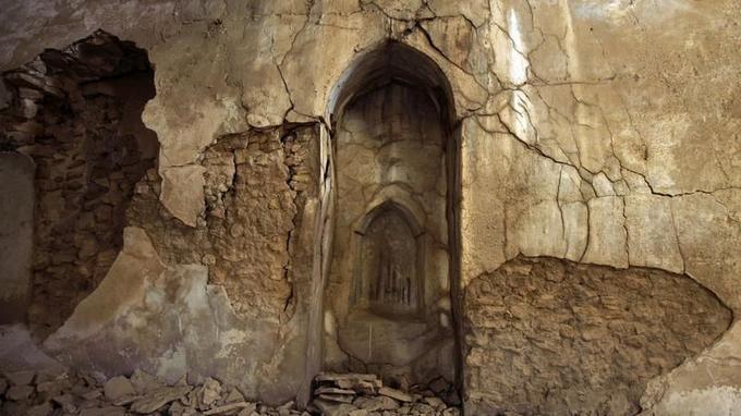 Destruction du plus vieux monastère d'Irak : «Démolir les idoles, la plus grande mission de Daech»