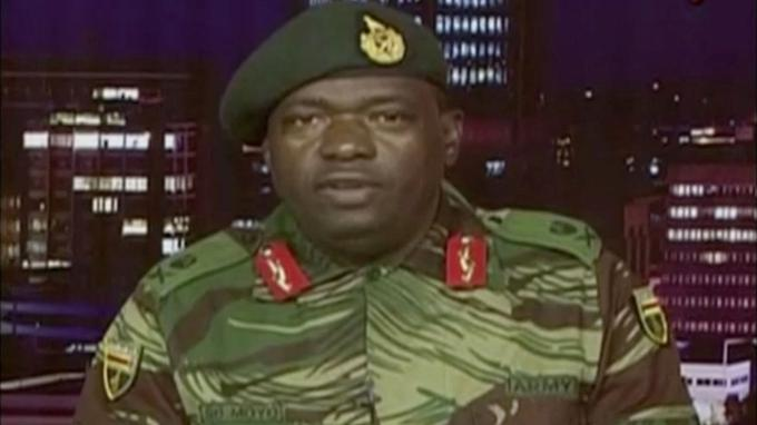 Y a-t-il eu un coup d'Etat au Zimbabwe ?