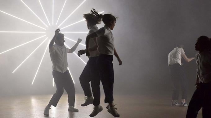 Le Centquatre ouvre ses portes à la Séquence Danse Paris 2018 jusqu'au 14 avril. Le Centquatre