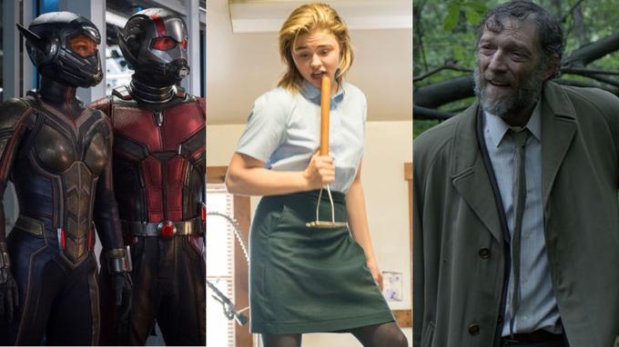 CINEMA › Ant-Man et la Guêpe, Come as you are, Fleuve noir… Les films à voir ou à éviter cette semaine … LE FIGARO