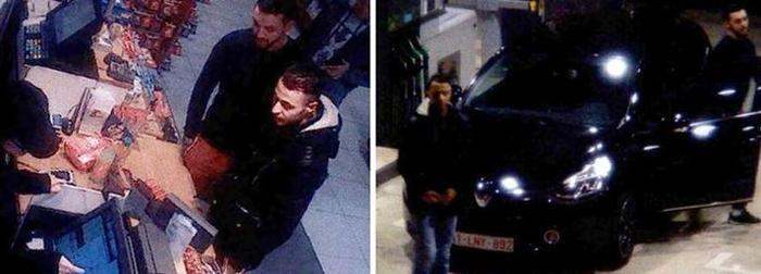Mohamed Abrini a été reconnu sur des images de vidéosurveillance dans une station-service dans l'Oise, avec Salah Abdeslam, deux jours avant les attentats du 13 novembre.