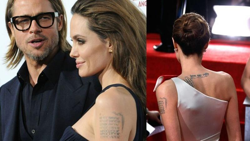 Connu Johnny, Renaud, Adele l'histoire secrète des tatouages de stars SE98