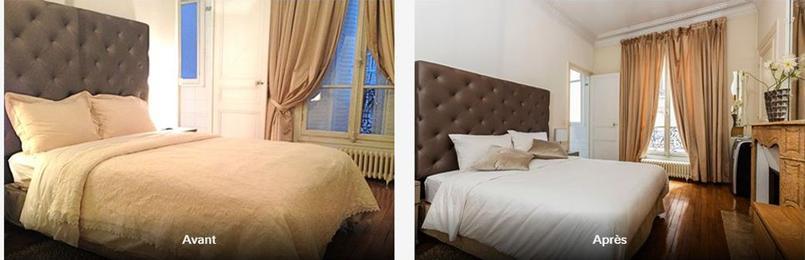 Grâce au travail du photographe, votre appartement devient tout de suite plus attractif.
