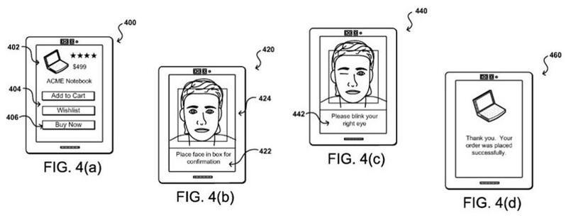 La nouvelle fonctionnalité d'Amazon telle que décrite dans leur brevet