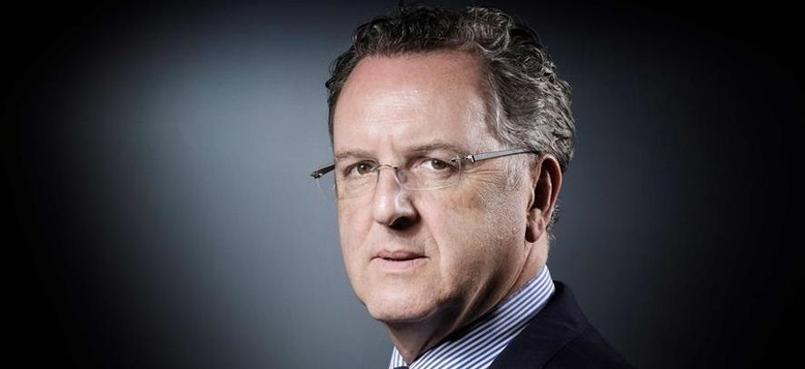 Richard Ferrand, élu président du groupe LREM à l'Assemblée.
