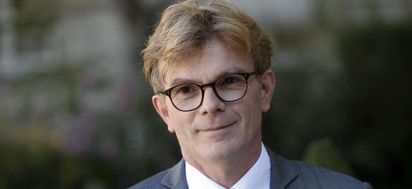 Marc Fesneau, nouveau président du groupe MoDem à l'Assembée.