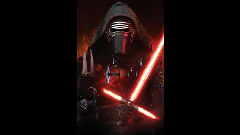 Star wars vii cinq photos d voilent le nouveau dark vador - Photo dark vador ...