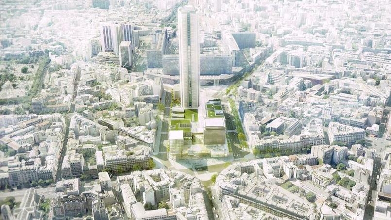 les premi res images du projet de r novation de la tour