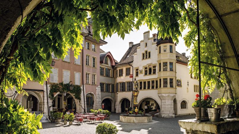 Биль / Бьенн (Biel/Bienne), Швейцария - путеводитель по городу