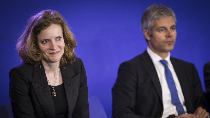 Nathalie Kosciusko-Morizet, dont l'inimité avec Laurent Wauquiez est connue, prendra place sur la tribune. La n°2 de l'UMP, ancienne porte-parole de Nicolas Sarkozy pendant la campagne de 2012, a notamment été chargée d'élaborer les statuts des Républicains.