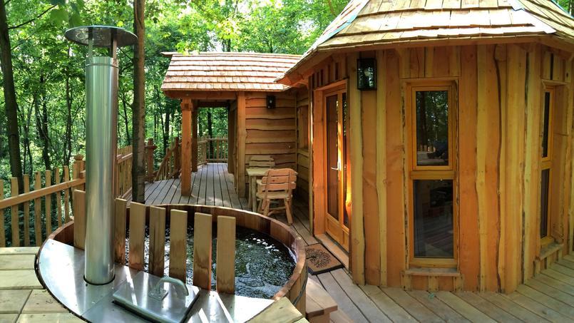 r alisez vos r ves de cabane au jardin. Black Bedroom Furniture Sets. Home Design Ideas