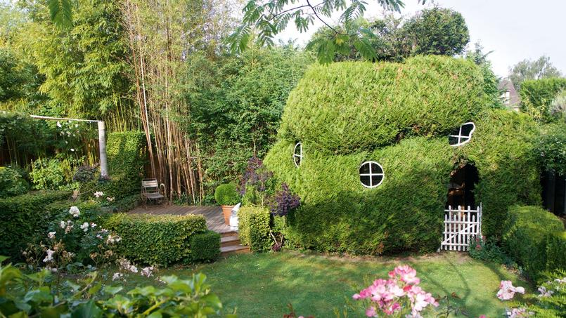 R alisez vos r ves de cabane au jardin for Jardin 0 l4anglaise