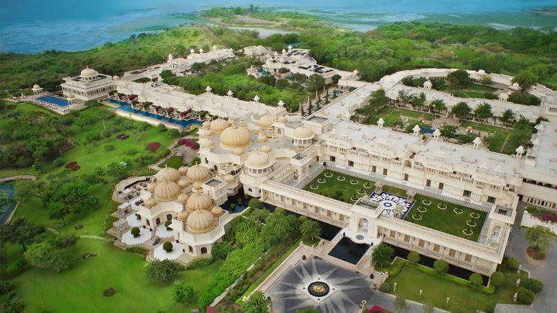 Un palace indien nomm meilleur h tel du monde for Meilleur site pour hotel