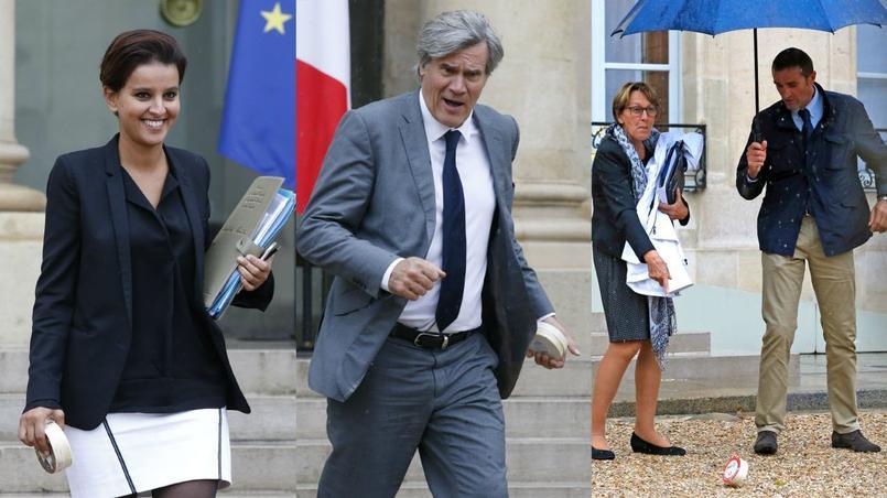 Le camembert «Gueules Cassées» s'est invité au conseil des ministres du mercredi 16 septembre.
