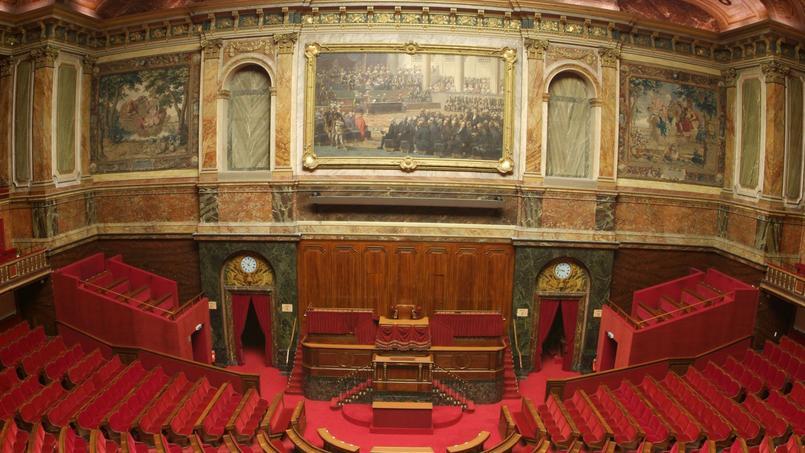 Salle du congrès du Chateau de Versailles