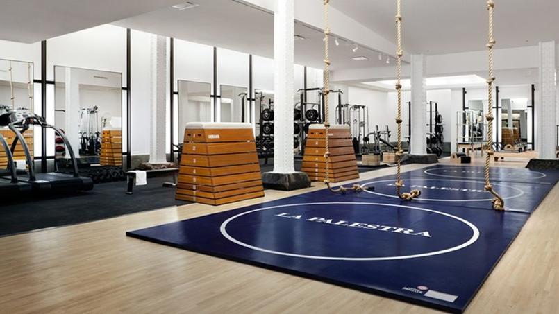 Les 10 salles de sport les plus select du monde - Les plus beaux van plan de maison du monde ...